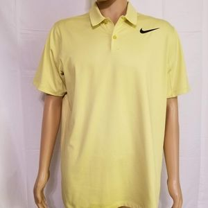 Nike golf PGA certified Professional polo shirt